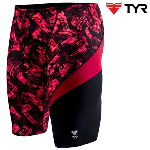 SEU7A 610(RED) TYR 티어 탄탄이 5부 수영복