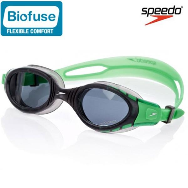 SGA-SA160GN SPEEDO 스피도 Futura Biofuse Polarized 오픈워터 수경