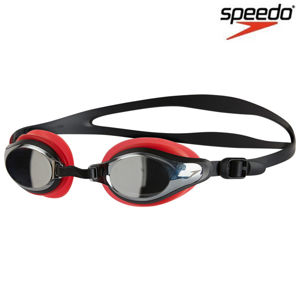 SGA-SB215RD SPEEDO 스피도 미러 패킹 수경