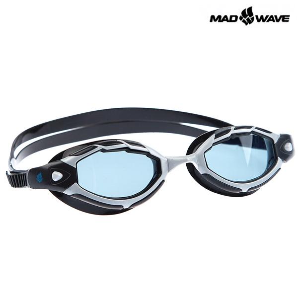 SHARK(BLUE) MAD WAVE 일반용 패킹 노미러 수경
