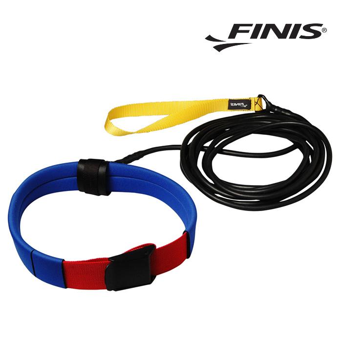 숏벨트 코드 FINIS 피니스 저항 훈련용 코드