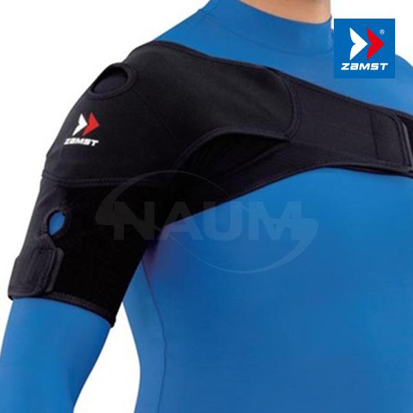 잠스트 숄더 랩 어깨보호대