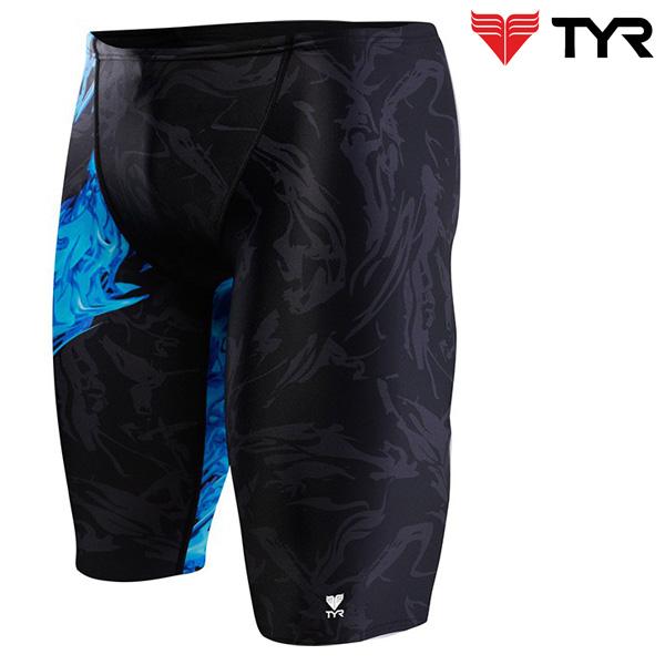 SIG7A 420(BLUE) TYR 티어 탄탄이 5부 수영복