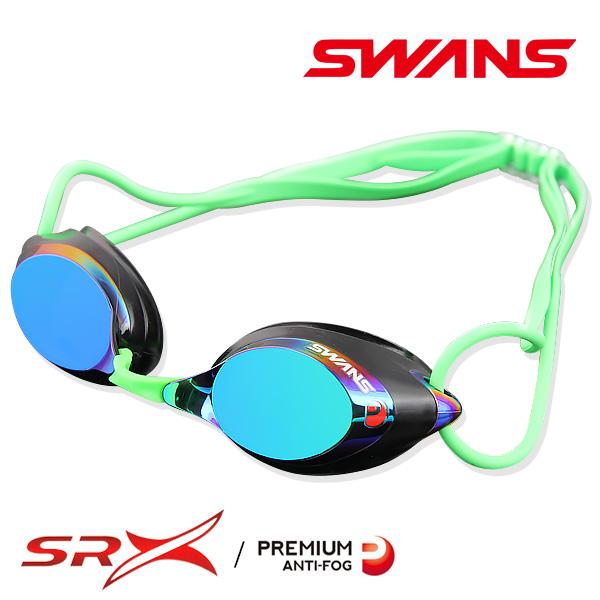 SRX-M PAF (EMSK) SWANS 미러 패킹 스완스 수경