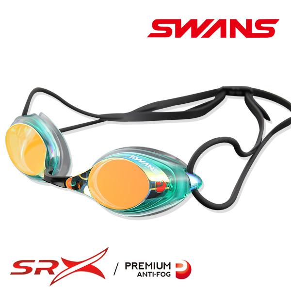 SRX-M PAF (GOR) SWANS 미러 패킹 스완스 수경