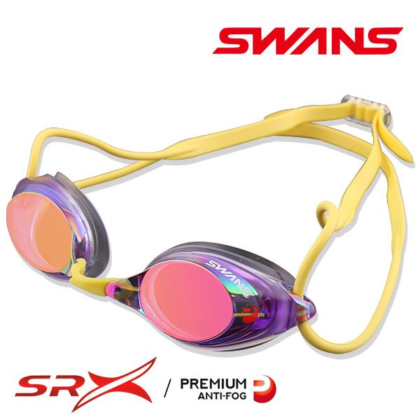 SRX-M PAF (PURRU) SWANS 미러 패킹 스완스 수경
