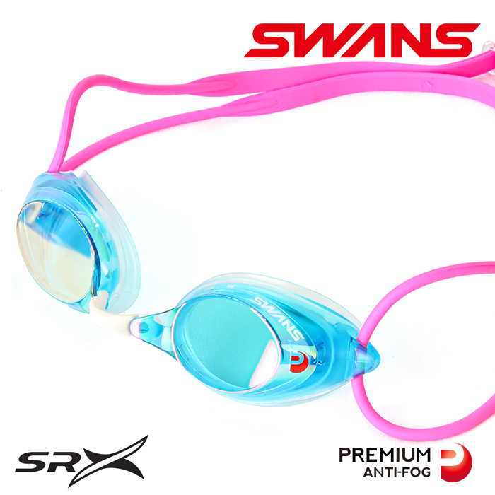 SRX-M PAF-SBRU 스완스 미러 패킹 수경