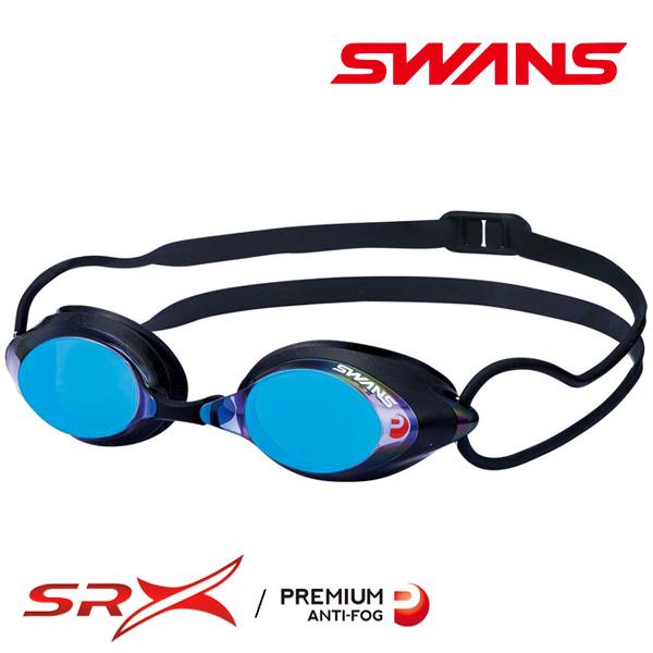 SRX-M PAF (SMBL) SWANS 미러 패킹 스완스 수경