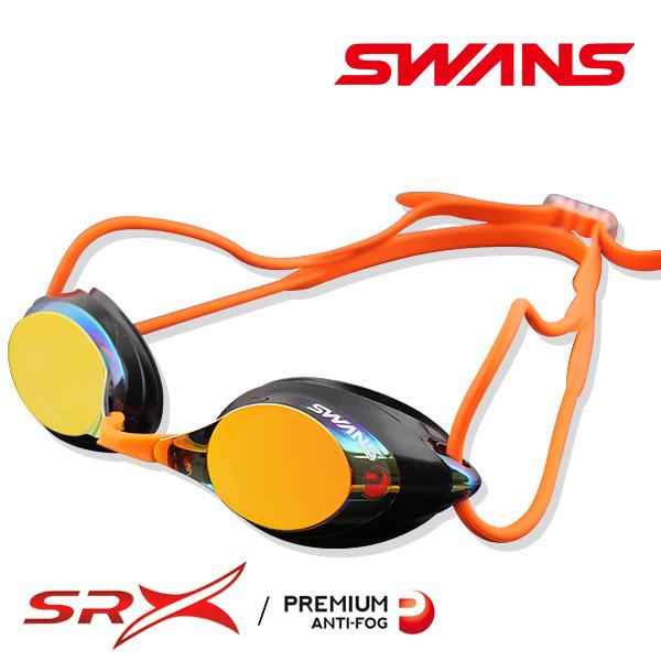 SRX-M PAF (SMOR) SWANS 미러 패킹 스완스 수경