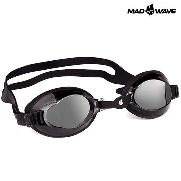 STALKER ADULT(BLACK) MAD WAVE 일반용 패킹 노미러 수경