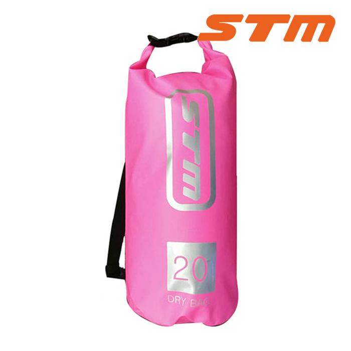 STM 수영슈트가방 DRY 1.0-PNK STM 드라이백