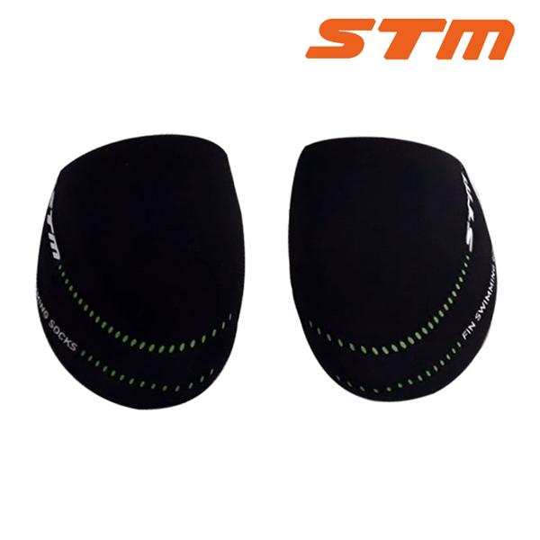 STM SG 발끝양말 BLK