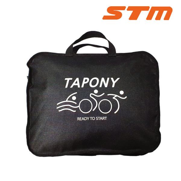 STM TAPONY 슈트가방-BLK