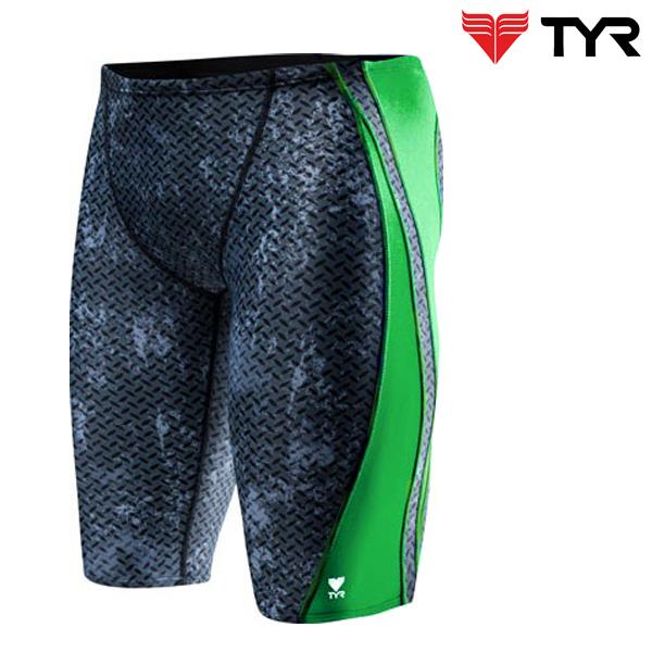 SVIP7A 310(GREEN) TYR 티어 탄탄이 5부 수영복