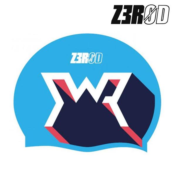 제로드 스윔런 아톨 실리콘 스윔 캡 ZEROD SWR ATOLL SWIM CAP