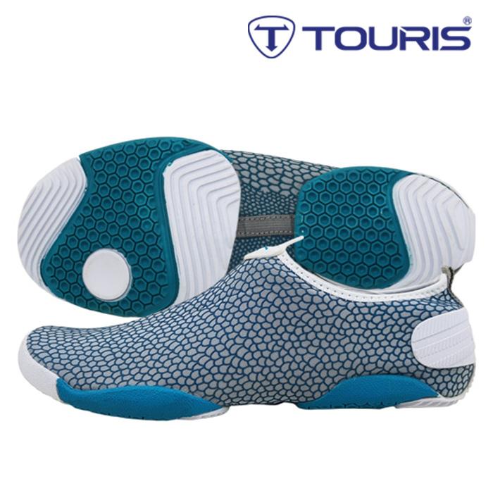 투어리스 투스텝(TWO STEP) 아쿠아슈즈-BLUE