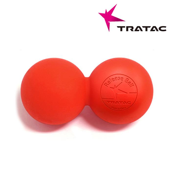 트라택 릴리즈볼 피넛형-RED