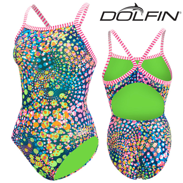 9502L-027 돌핀 DOLFIN 탄탄이 원피스 수영복
