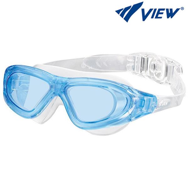 V-1000(BL) VIEW 뷰 패킹 미러렌즈 수경 오픈워터