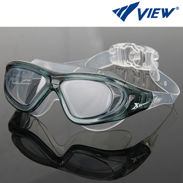 V-1000(SK) VIEW 뷰 패킹 미러렌즈 수경 오픈워터