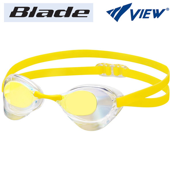 V121MR (COR) VIEW 뷰 노패킹 미러렌즈 수경