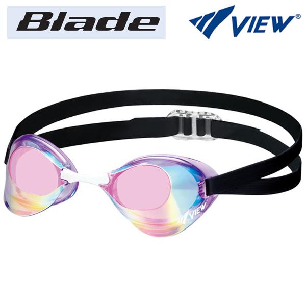 V121MR (LVP) VIEW 뷰 노패킹 미러렌즈 수경