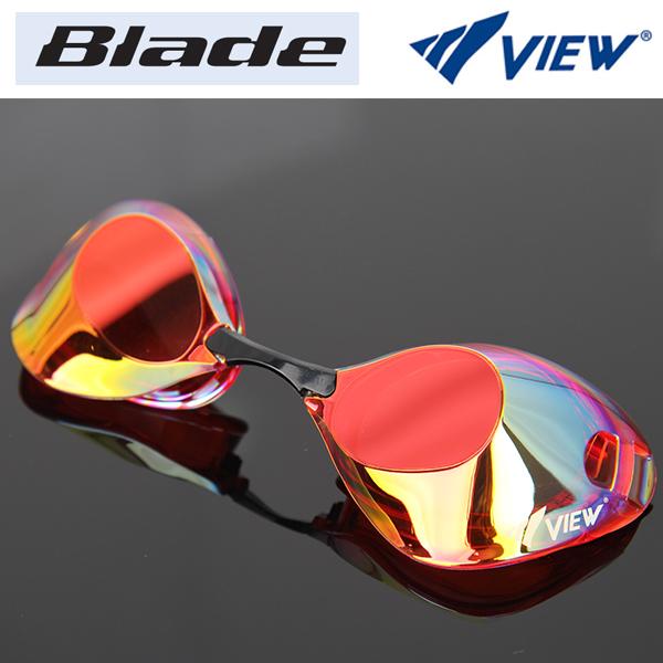 V121MR (RSHD) VIEW 뷰 노패킹 미러렌즈 수경