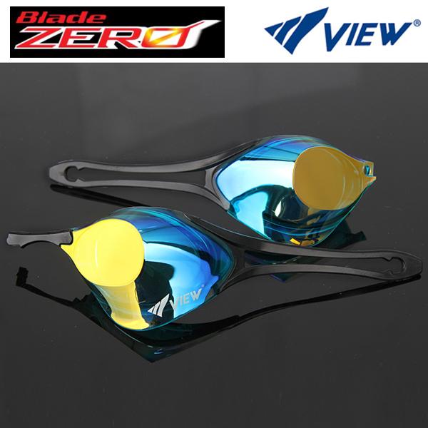 V127MR (FGROR) VIEW 뷰 노패킹 미러렌즈 수경