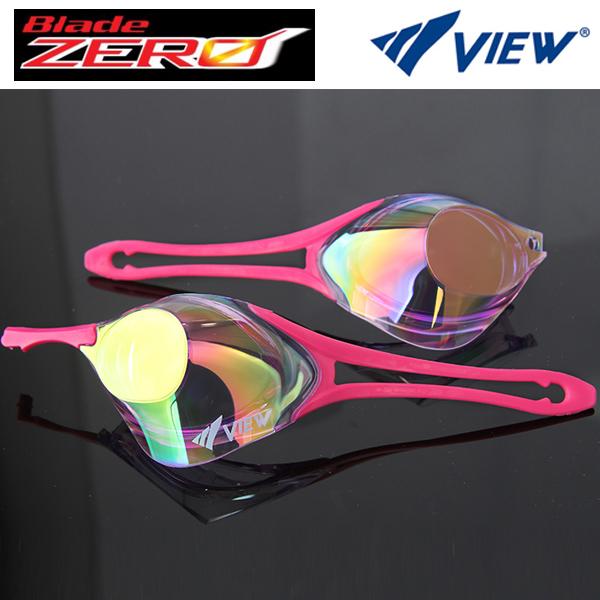 V127MR (LVP) VIEW 뷰 노패킹 미러렌즈 수경