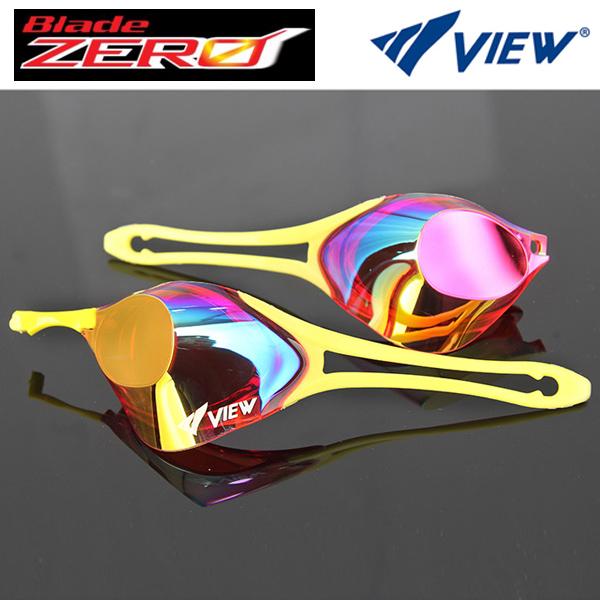 V127MR (RPY) VIEW 뷰 노패킹 미러렌즈 수경
