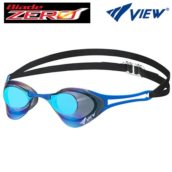 V127MR (SKBL) VIEW 뷰 노패킹 미러렌즈 수경