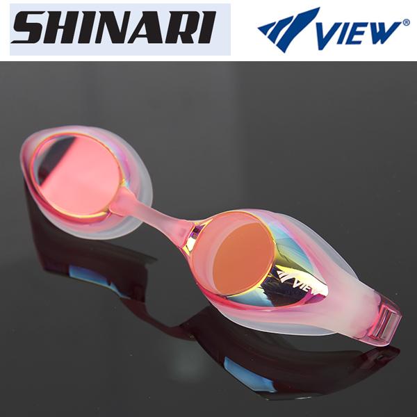 V132MR (PSHD) VIEW 뷰 패킹 미러렌즈 수경