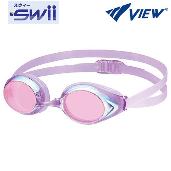 V220WMR (LVP) VIEW 뷰 패킹 미러렌즈 수경