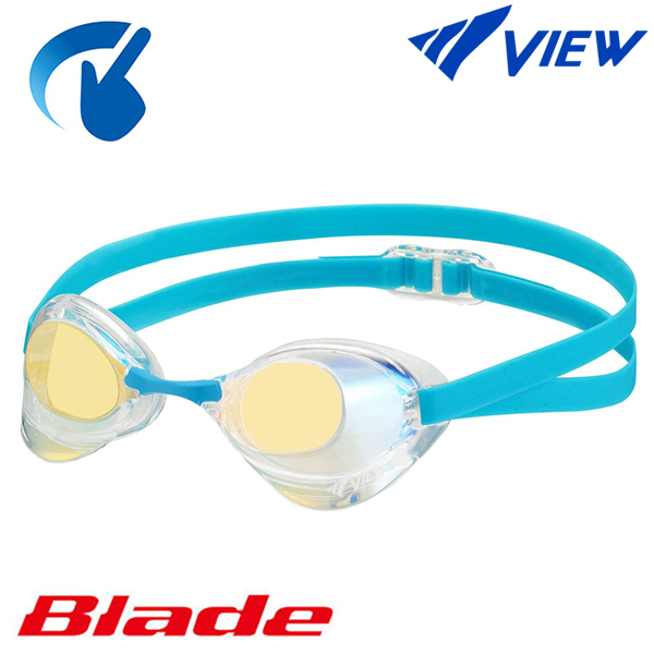 V121SAM-COR 뷰 VIEW 미러렌즈 노패킹수경