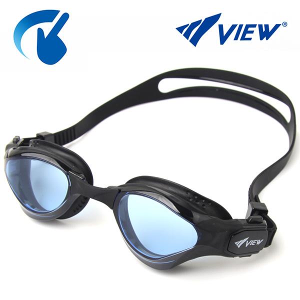 V2000ASA-BLBK 뷰 VIEW 노미러렌즈 패킹수경