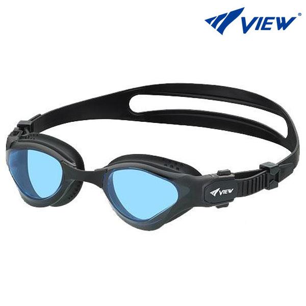 V2000(BLBK) VIEW 뷰 수경 오픈워터 패킹 노밀러
