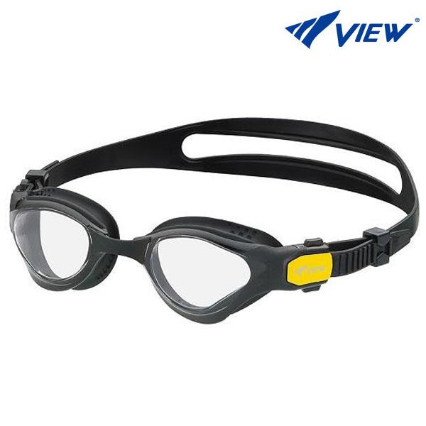 V2000(CBK) VIEW 뷰 수경 오픈워터 패킹 노밀러