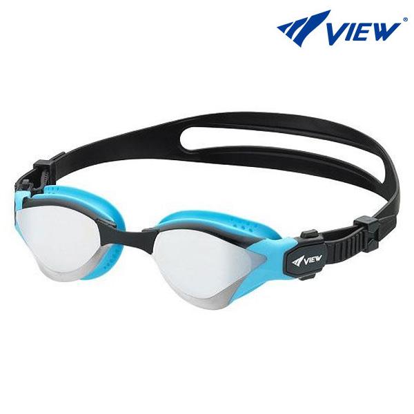 V2000MR(BLAMD) VIEW 뷰 수경 오픈워터 패킹 밀러