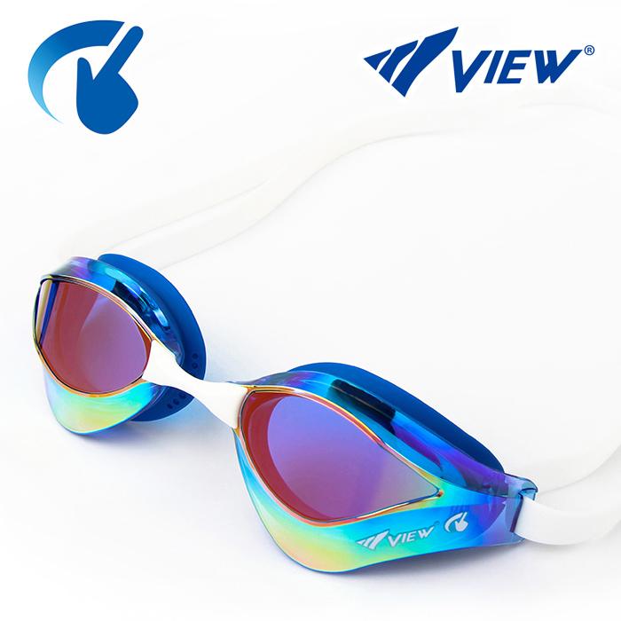 V230SAMC-GBSH 뷰 VIEW Blade ORCA 미러렌즈 패킹수경