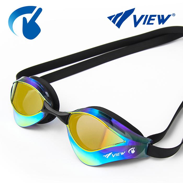 V230SAMC-SKOR 뷰 VIEW Blade ORCA 미러렌즈 패킹수경