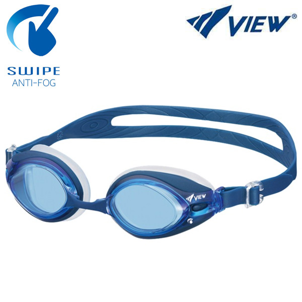 V-540SA-BL 뷰 VIEW 패킹 노미러렌즈 수경