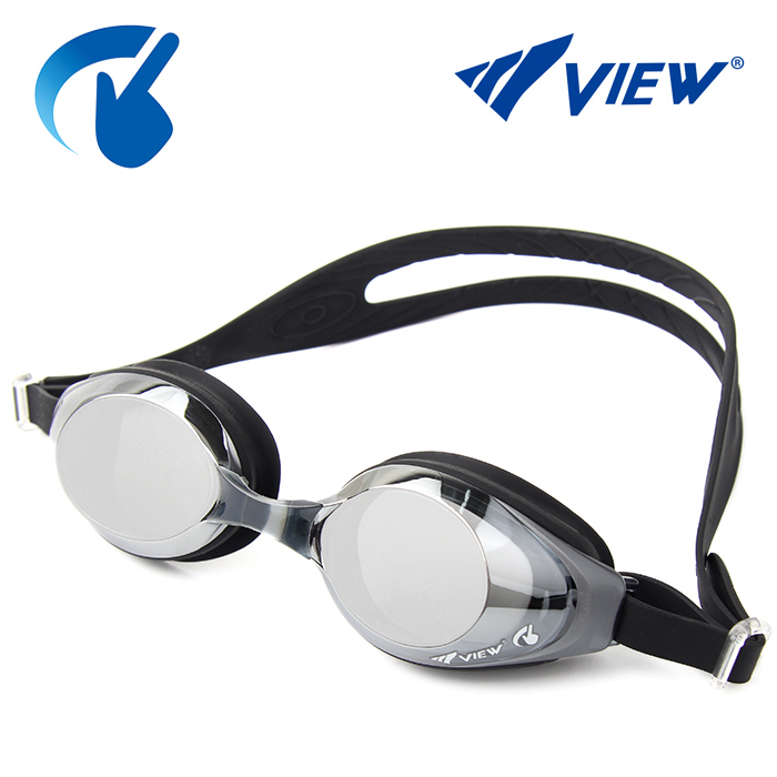 V630ASAM-BKDSL 뷰 VIEW 패킹 미러렌즈 수경