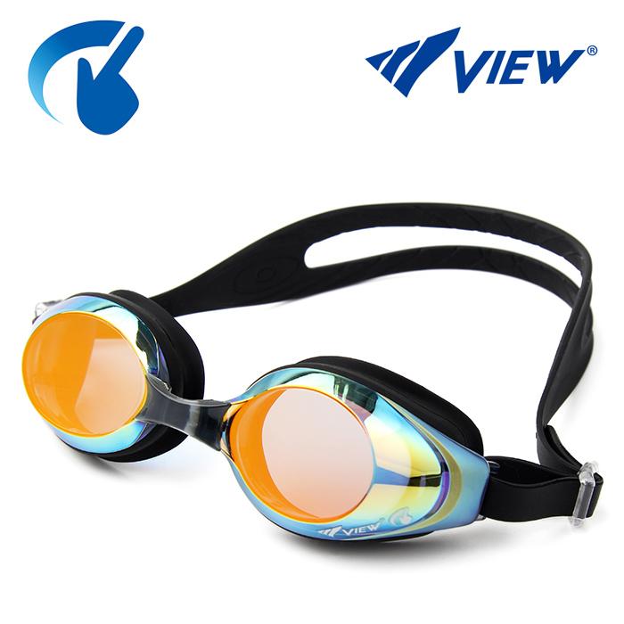 V630ASAM-BKOR 뷰 VIEW 패킹 미러렌즈 수경