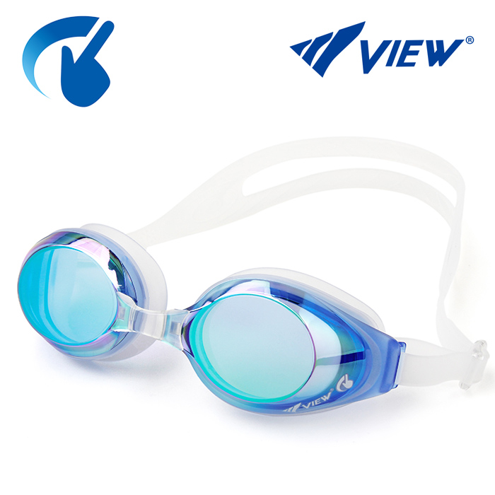 V630ASAM-BLEM 뷰 VIEW 패킹 미러렌즈 수경