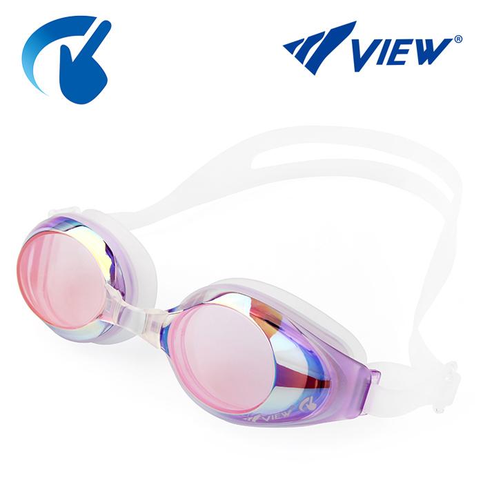 V630ASAM-LVP 뷰 VIEW 패킹 미러렌즈 수경