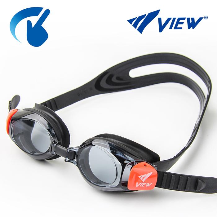 V730JASA-BKR 뷰 VIEW 주니어 노미러 패킹 수경