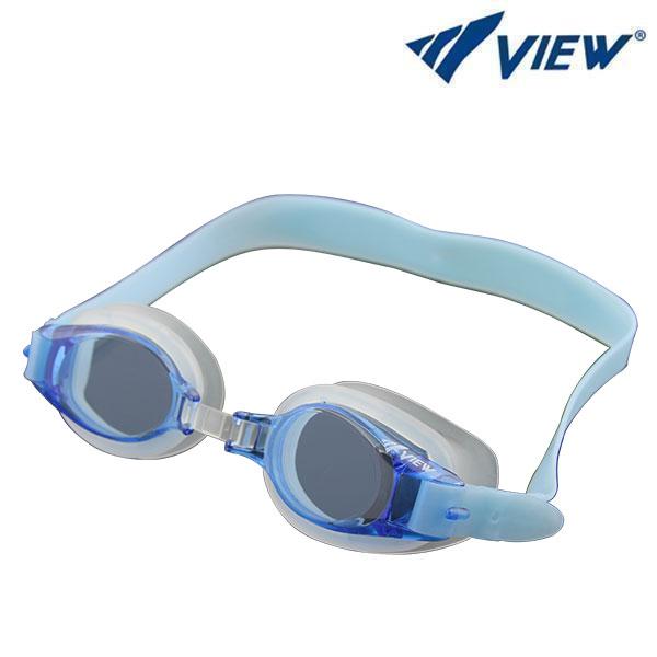 V770JA-BL 뷰 VIEW 노밀러 패킹 수경 주니어