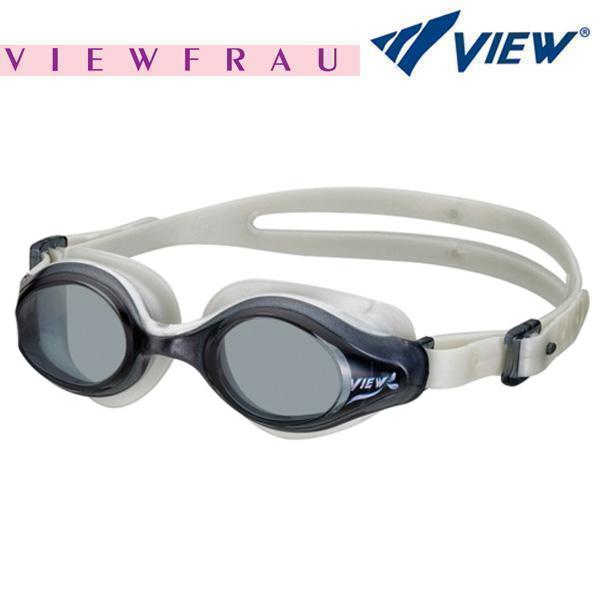 V-820SA-BK 뷰 VIEW 패킹 노미러렌즈 여성용 수경