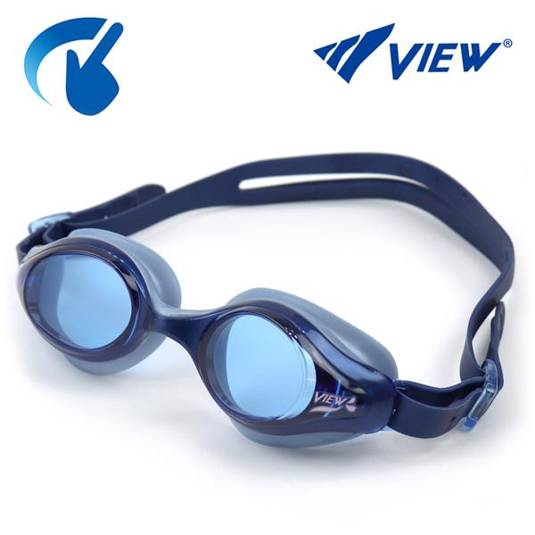 V820ASA-BL 뷰 VIEW 패킹 노미러 여성용 수경