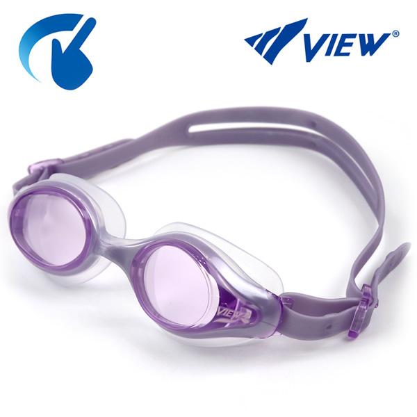 V820ASA-LV 뷰 VIEW 패킹 노미러 여성용 수경